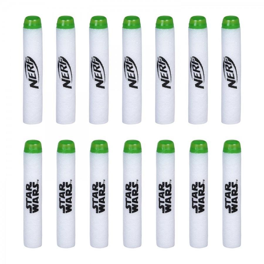 Комплект светящихся стрел NERF Star Wars