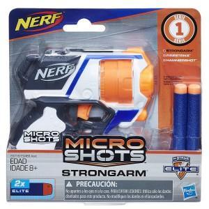 Nerf Микрошот Элит Стронгарм (MicroShots ...