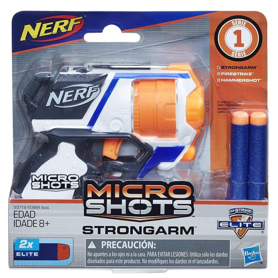 Nerf Микрошот Элит Стронгарм (MicroShots Strongarm)