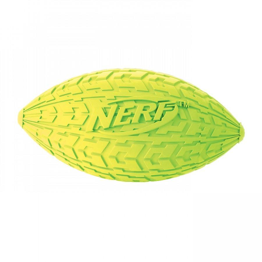 Nerf Dog Rugby Ball: Нерф Пищащий мяч для игры с собакой в интернет магазине