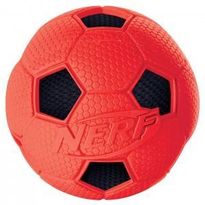Мяч футбольный Нерф Дог
