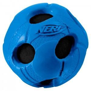 Мяч с отверстиями Нерф Дог
