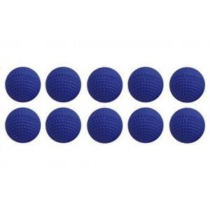 Шарики для стрельбы из бластеров RIVAL - синие, 10шт