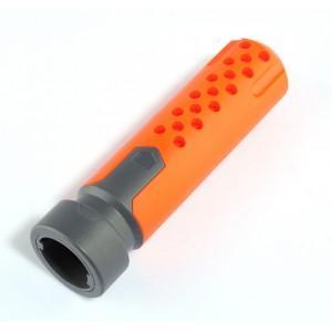 Глушитель на ствол для бластера Нерф 17,5см
