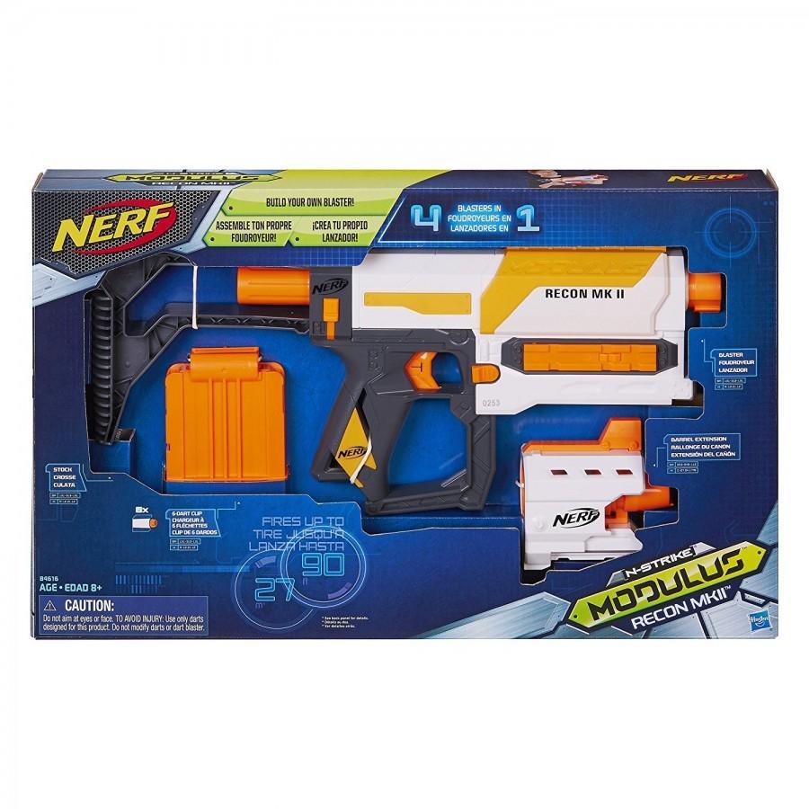 Бластер Nerf Recon MKII