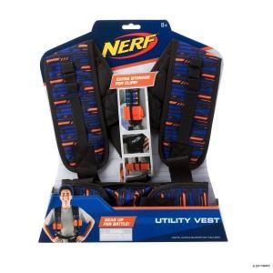 Жилет Nerf Utility Vest с дополнительным карманом