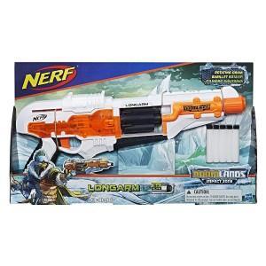 Бластер NERF Impact Zone Longarm
