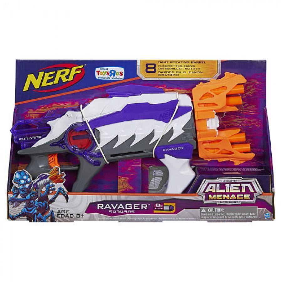 Нерф Alien Menace Ravager