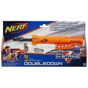 Бластер Nerf Double Down