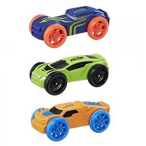 Машинки Нерф Nitro набор 3шт (Цвет-1)