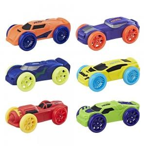 Машинки Нерф Nitro набор 6шт (Цвет-1)