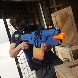 Nerf Rival Khaos MXVI 4000 синий