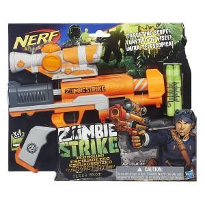 Бластер Nerf ZED Squad Clear Shot