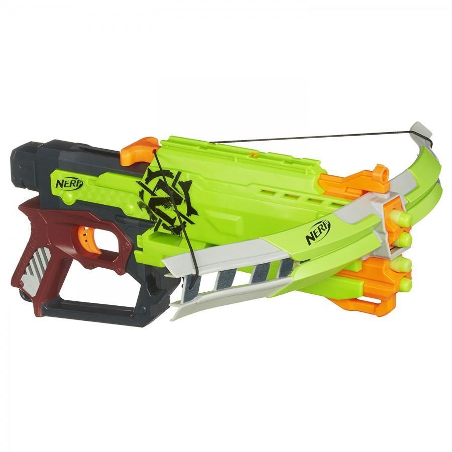 Арбалет Nerf Zombie Strike Crossfire A6558