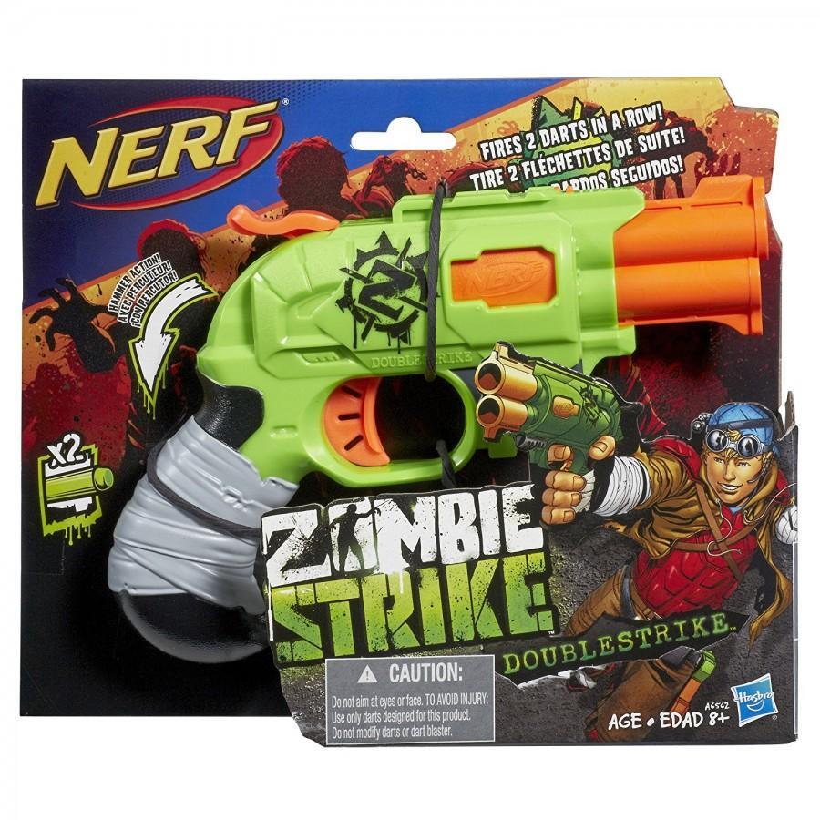 Бластер Двойная Атака (Double Strike)