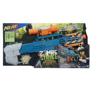 Nerf Zombie Strike ZED Squad Longshot CS-12